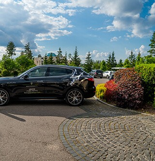 Estetica Vision спонсор турнира ITALY LUXURY в гольф клуб  Agalarov Golf & Country Club
